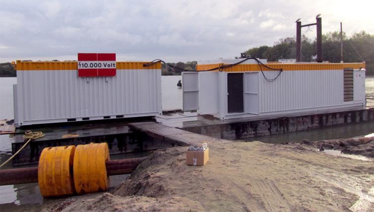 Generator set: Biesbosch