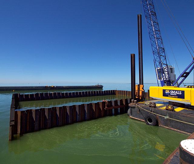 IJsselmeer biedt ruim 30 jaar zandwinning voor de bouwindustrie.