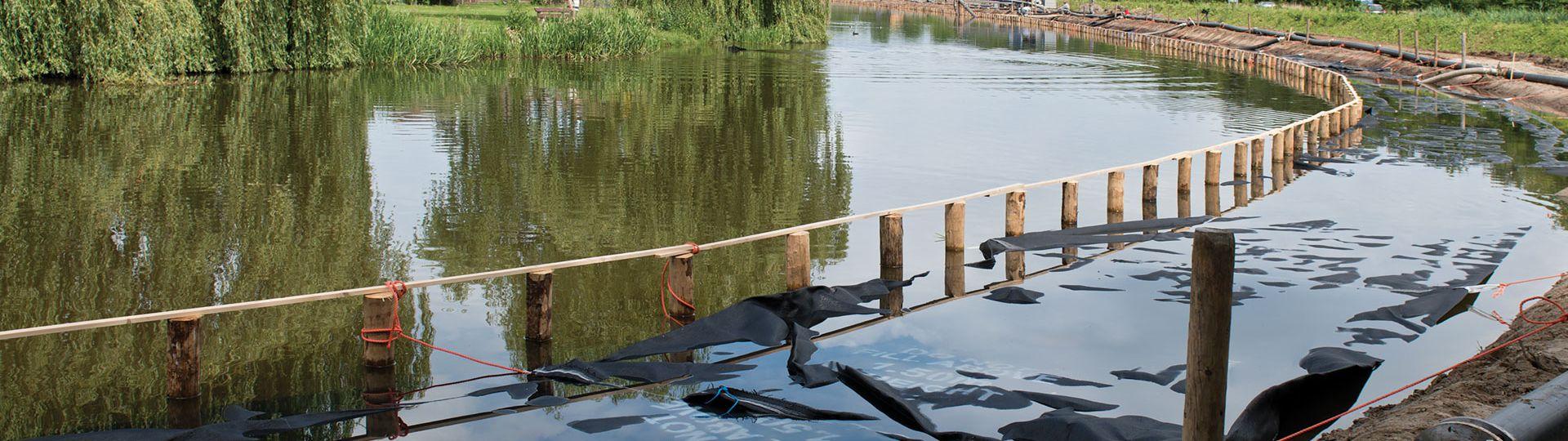 Baleen Rapid Dewatering System Borculo.