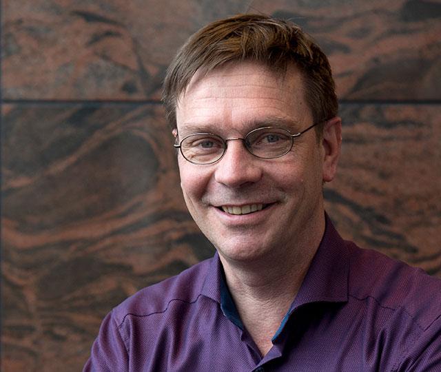 René van der Zweep,<br>Director Dredging.